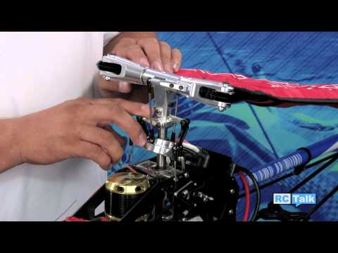 A Main Hobbies' RCTalk: The Difference Between Flybar and Flybarless RC Helicopters