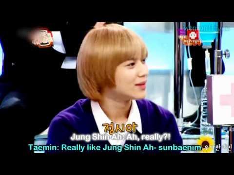 Taemin dating-Agentur eng sub