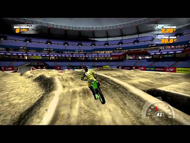 Руководство запуска: MX vs ATV Supercross Encore Edition по сети
