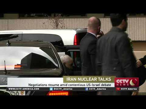 World powers gather for Iran nuclear talks