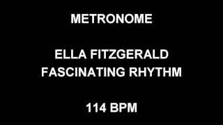 Watch Ella Fitzgerald Fascinating Rhythm video