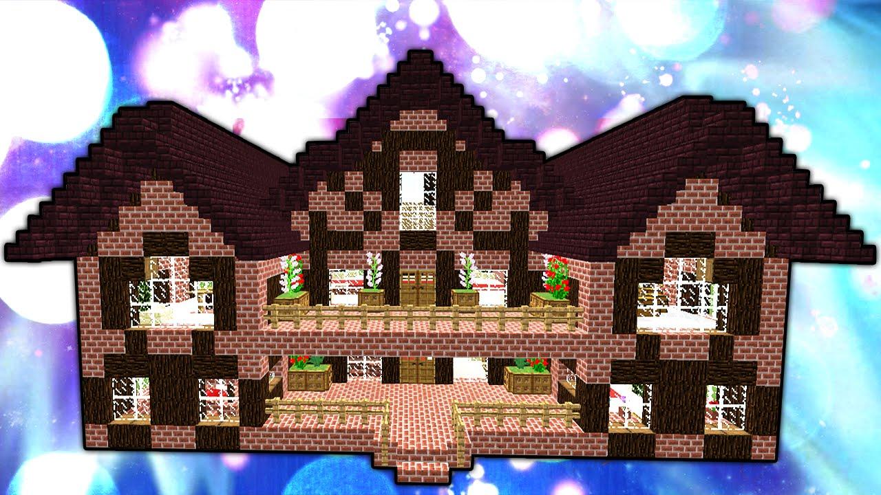 «Смотреть Как Построить Дом Красивый В Майнкрафте» — 2007