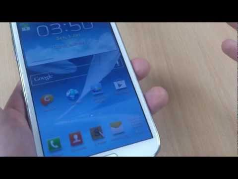 How to Speed Up the Galaxy Note 2. Samsung Galaxy Note 2 Speed