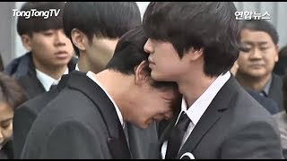 Download Lagu SHINee Onew, Taemin, Minho, Key and Friends Can't Keep Tears for last moment with Jonghyun Gratis STAFABAND