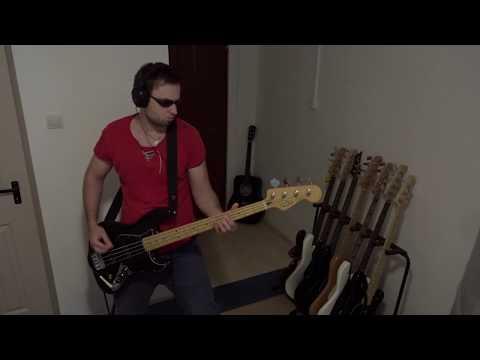 Kárpátia - Hallom az idők szavát ( Bass cover )