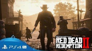[4K] [VF] Red Dead Redemption 2 - Vidéo officielle de gameplay | 26 octobre | PS4