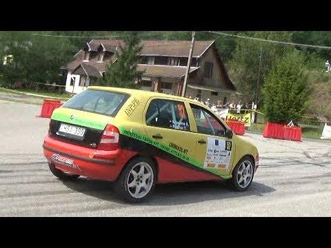 Steelvent Ózd Rallye 2019 Kronome Ákos-Pásztor Tamás