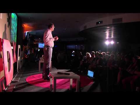 Un autre regard | Michaël CHENEAU | TEDxRennes