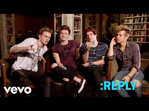 The Vamps - ASK:REPLY (VEVO LIFT): Brought To You By McDonald's