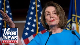 Live: Speaker Pelosi holds press conference amid escalating feud with Trump