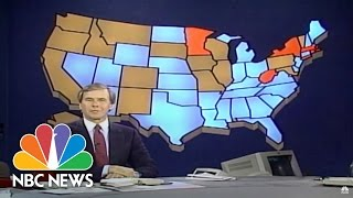 Calling The Election: A Brief History OF NBC News Projections | NBC News