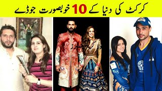 Top 10 Cricketers and their Beautiful Wives Profession | Husband and Wife | Small family part 2