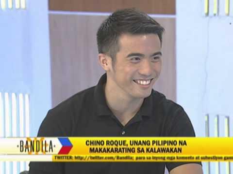 Chino Roque unang Pilipino na makakarating sa kalawakan