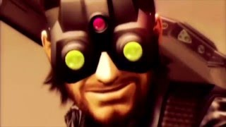 MGS4 TGS 2005 Teaser Trailer - MGS3 Secret Theater (HD)