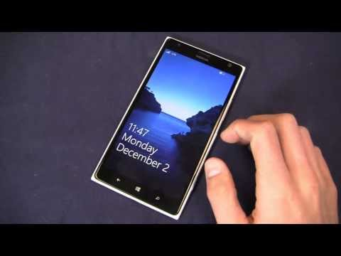 Nokia Lumia 1520 Review Part 1