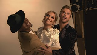 World of Dance: Jennifer Lopez and Derek Hough Reveal What Really Goes On Backstage (Exclusive)