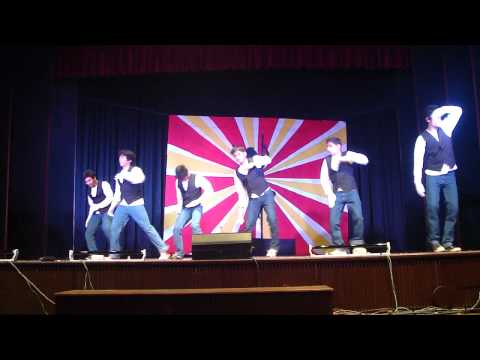 Kumaon Hostel Group Dance 2011 video