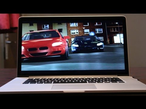 MacBook Pro Retina: Performance Test