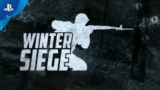 Call of Duty: WWII - Winter Siege Trailer | PS4