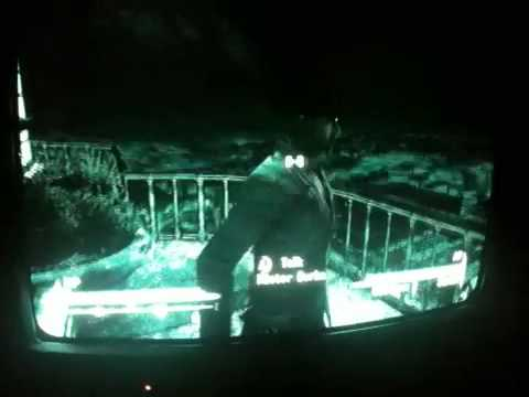 Fallout 3 Megaton Bomb Explosion At Night