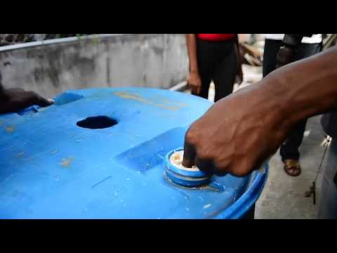 How to make a Bio-gas Digester