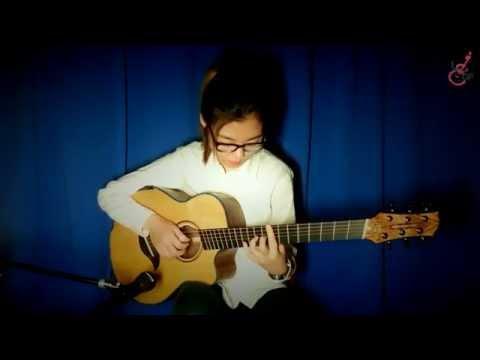 2015 IFSGF 國際指彈吉他音樂節 Sandra Bae (KOREA)