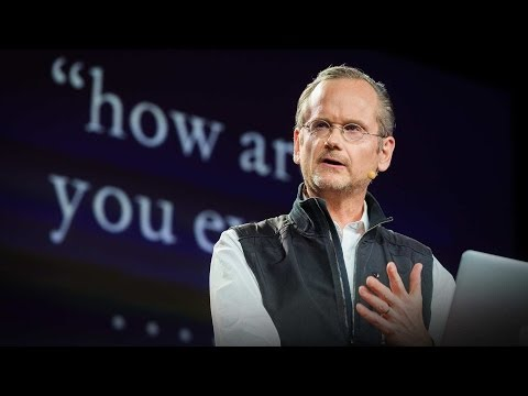 Lawrence Lessig: The unstoppable walk to political reform Music Videos