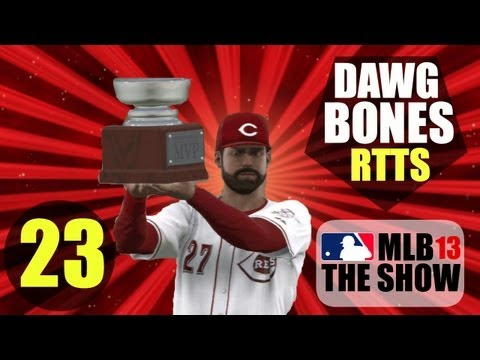 MLB 13 The Show - Dawg Bones Road To The Show EP23