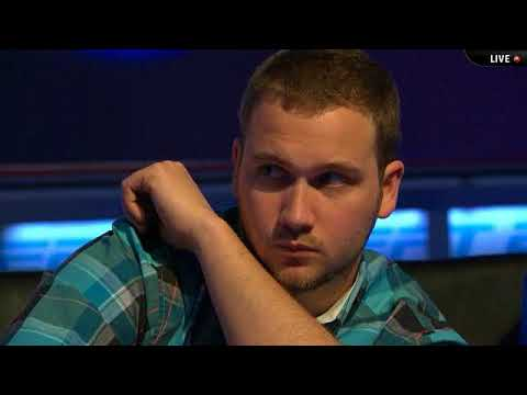 EPT9 - Monte Carlo. Main Event, Day 3. (RUS)