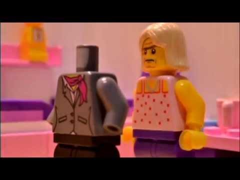LEGO Ein Tag mit Merkel