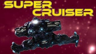 New Overpowered BattleCruiser (SC2 Arcade - Direct Strike) - Starcraft 2[19]