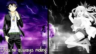 Thunder - Nightcore | Switching Vocals