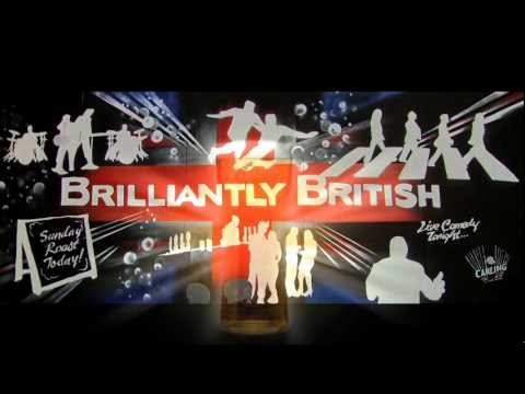 Carling Brilliantly British Project