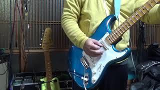 Fender Japan ST57-96 / FlyingTeaPot 59PriAmp