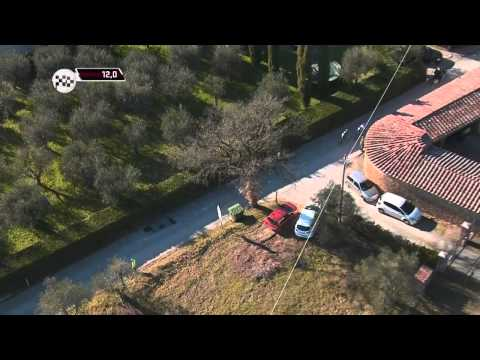 2015 Strade Bianche highlights: Stybar leaves them in the dust