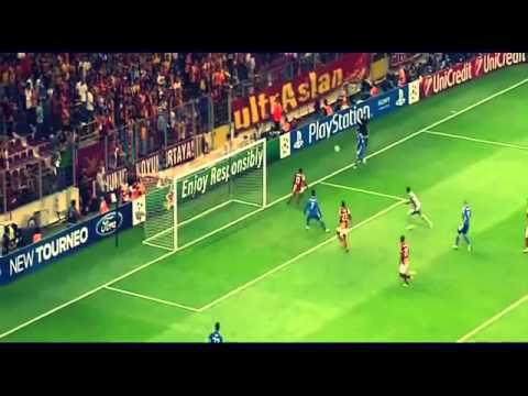 Galatasaray vs Real Madrid  1 6) 2013 All Goals And Highlights 17 09 2013 H ...