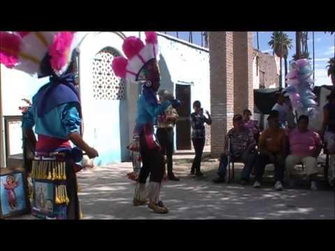 El Pilar Coah. Danza de Matlachines.