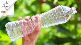 Plastic Bottle Life Hacks