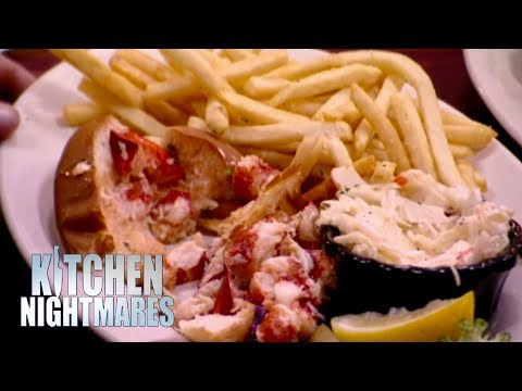 Gordon Shocked That Chef Isn't Allowed To Season His Food | Kitchen Nightmares