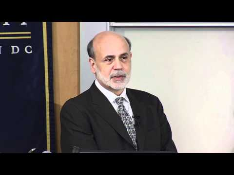 Chairman Bernanke s College Lecture Series, The Federal Reserve and the Financial Crisis, Part 4