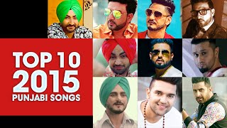 TSeries Top 10 Punjabi Songs of 2015  Staff Pick N