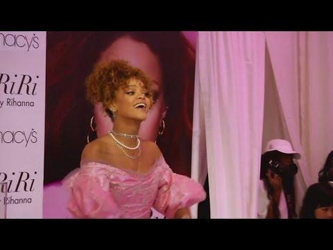 Rihanna Dazzles in Dior Magazine
