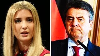 German Politician Calls Out Insanity of Ivanka Trump
