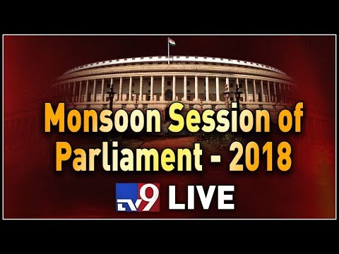No Confidence Motion Debate in Lok Sabha || Full video || PM Modi || Rahul Gandhi - TV9