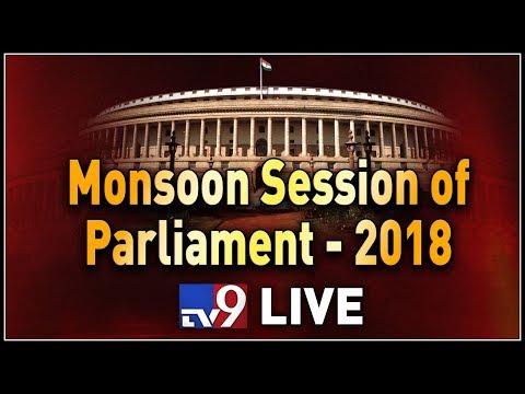 No Confidence Motion Debate in Lok Sabha || Full video || PM Modi || Rahul Gandhi - TV9