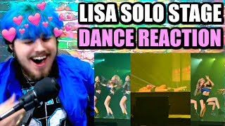 [FANCAM] Lisa Blackpink solo stage @blackpink concert in Bangkok 2019 | REACTION!!