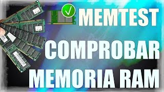 Cómo comprobar memorias con MemTEST - How to TEST / USE MEMTEST - www.logeek.net