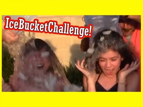 ALS ICE BUCKET CHALLANGE!!  |  KITTIESMAMA