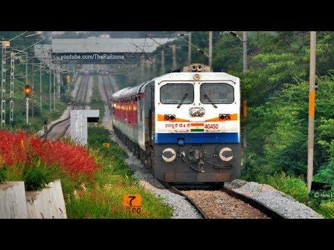 Super Sprint Tornado | Holiday Special Train | Indian Railways thumbnail