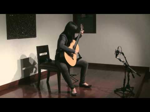 Irin Prechanvinit performs Etude No. 1 - Giulio Regondi